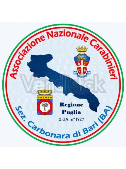 Ricamo Patch Logo Associazione Nazionale Carabinieri