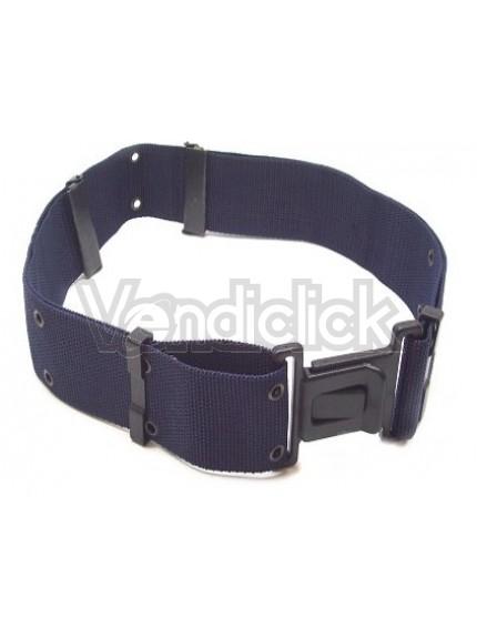 Cinturone nylon extraforte 2 fori per tuta operativa