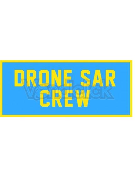 Patch Ricamo Drone Sar Crew RDN