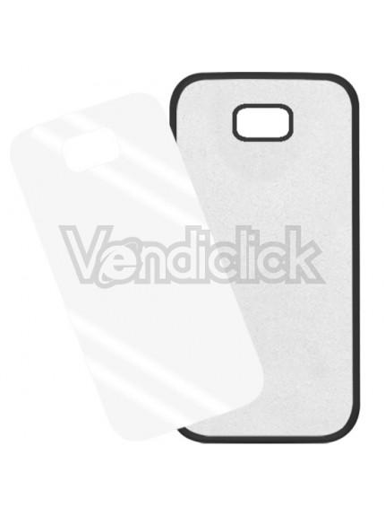 Cover in Gomma - Galaxy S6 Edge