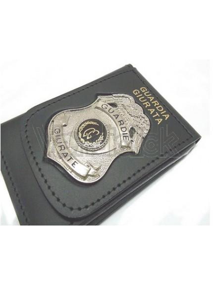 Portafoglio Vega cuoio guardie giurate 3