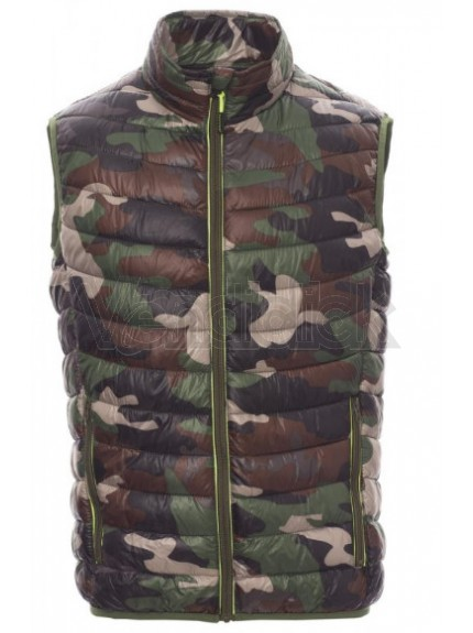 Gilet uomo Reply mimetico