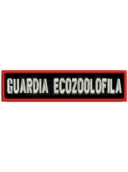 GUARDIA ECOZOOLOFILA