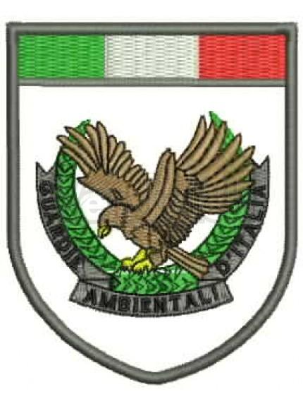 Guardie Ambientali d' Italia scudo