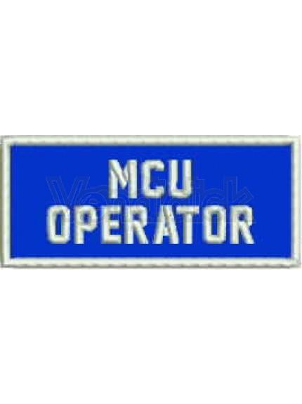 MCU Operator