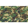 Patch Ricamo camouflage