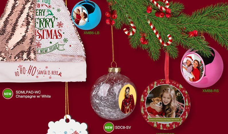 sublimazione Natale 2019